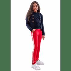 LOOXS Revolution  nohavice červená