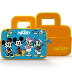 """Pebble Gear MICKEY AND FRIENDS CARRY BAG 7"""" neopronová taška na tablet a príslušenstvo"""