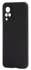 EPICO Silk Matt Case Vivo V21 5G készülékhez 59610101300001, fekete