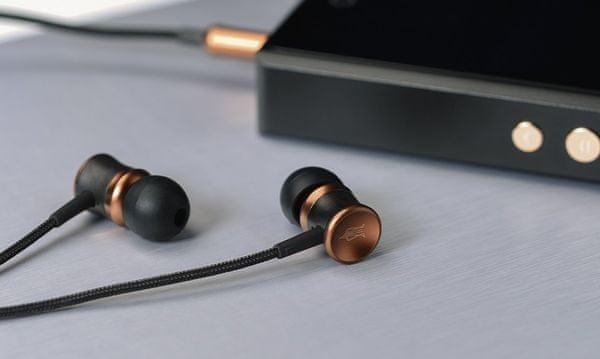nadčasové elegantné ine ear slúchadlá meze 12 classics v2 výborný zvuk prémiové slúchadlá káblové pripojenie puzdro v balení čiastočne čiastočne drevená