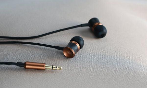 nadčasové elegantné in ear slúchadlá meze 12 classics v2 výborný zvuk prémiové slúchadlá káblové pripojenie puzdro v balení čiastočne čiastočne drevená