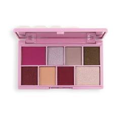 I Heart Revolution Paletka očních stínů Rose Cream Mini Chocolate 10,2 g
