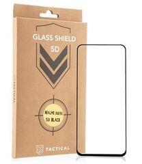 Tactical Glass Shield 5D védőüveg Realme 8/8 Pro készülékhez 57983103310, fekete