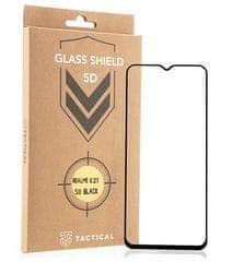 Tactical Glass Shield 5D védőüveg Realme C21 készülékhez 57983103311, fekete