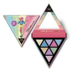 Rude Cosmetics Paleta senčil The Disco Mode 70s 8.1 g