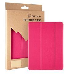 Tactical Book Tri Fold tok Samsung T730 / T736 / T970 / T975 Galaxy Tab S7 FE 5G / S7 + 12.4 -hez 57983104292, rózsaszín