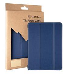 Tactical Book Tri Fold tok Samsung T220 / T225 Galaxy Tab A7 Lite 8.7 készülékhez, 57983104190, sötétkék