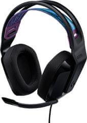 Logitech G335, fekete (981-000978)