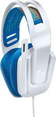 Logitech G335, fehér (981-001018)