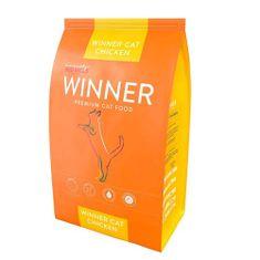 WINNER PREMIUM WINNER Cat Adult Chicken 2kg prémiové krmivo pre mačky - kuracie