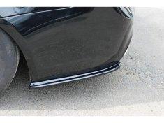 Maxton Design boční difuzory pod zadní nárazník pro BMW Řada 3 E90/91 Facelift, černý lesklý plast ABS, M-Pack