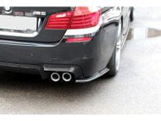 Maxton Design boční difuzory pod zadní nárazník pro BMW Řada M5 F10- F11, černý lesklý plast ABS