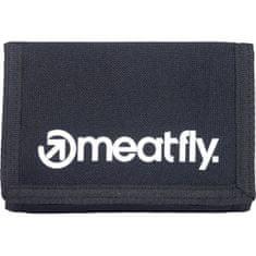 MEATFLY Pánska peňaženka Huey A-Black