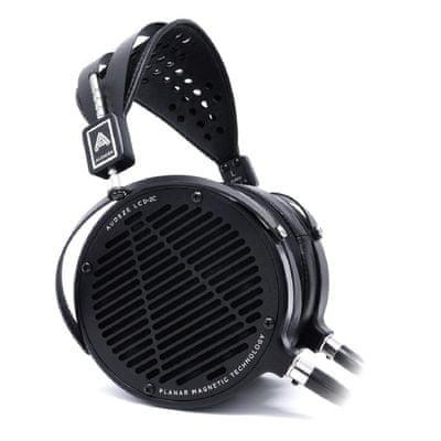 špičkové audiofilské slúchadlá audeze lcd-2 classic prémiový zvuk veľmi čistý a znelý kábel v balení prémiové prevedenie