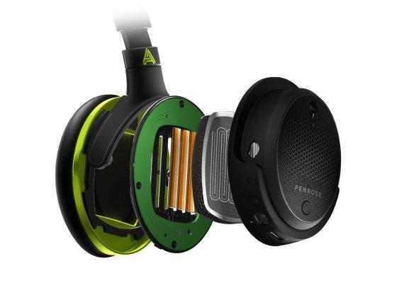 špičkové herné slúchadlá audeze penrose x xbox prémiový zvuk veľmi čistý a znelý kábel v balení prémiové prevedenie wifi Bluetooth technológia batéria s výdržou 15 h