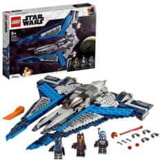 LEGO Star Wars 75316 Mandaloriánská stíhačka