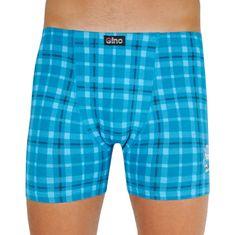 Gino Pánské boxerky modré (74114)