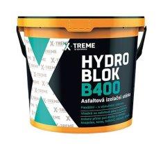 Den Braven Asfaltová izolační stěrka hydrobloku B400 5kg