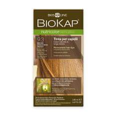 BioKap NUTRICOLOR DELICATO - farba na vlasy - 9.30 Blond zlatá - Extra svetlá 140 ml