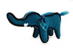 RECORD Plyšová hračka pre psa WILD slon