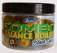 Lastia Combo balance boilies-black cherry