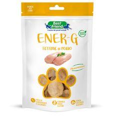 RECORD Pamlsky pre psy ENER-G kuracie plátky