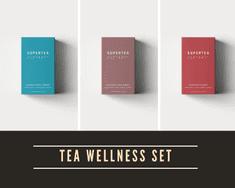 Supertea TEA WELLNESS SET