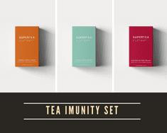 Supertea TEA IMUNITY SET