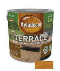 XYLADECOR Lazura protiskluzová tenkovrstvá terrace borovice 2,5l