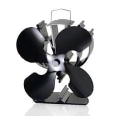 ECOFAN Ventilátor na krbové kachle ECOFAN 4 čepeľový – Triangel