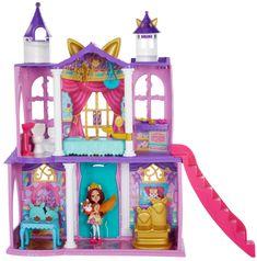 Mattel Enchantimals Královský zámek kolekce Royal Herní set