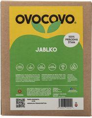 OVOCOVO Jablko 100% prírodná ovocná šťava BAG in Box 3l