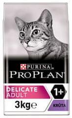 Purina Pro Plan sucha karma dla kota Cat Delicate Turkey & Rice - 3kg
