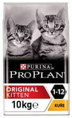 Purina Pro Plan Cat Kitten kuře 10kg