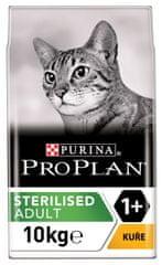 Purina Pro Plan karma dla kotów Cat Sterilised kurczak 10kg