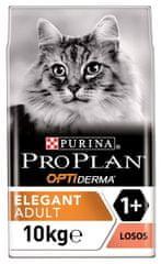 Purina Pro Plan sucha karma Cat Elegant łosoś 10 kg
