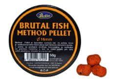 Lastia Brutal fish method pellet, 16 mm