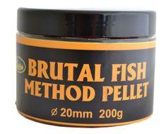Lastia Brutal fish method pellet, 20mm