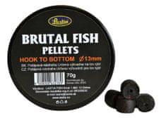 Lastia Brutal fish pellets hook to bottom,13mm