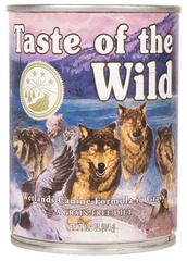 Taste of the Wild Wetlands konzerva 12 x 390g
