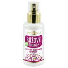 Purity Vision Organiczny różowy tonik 100 ml