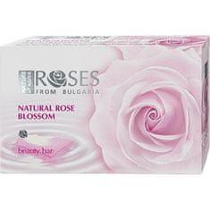 ELLEMARE Tuhé mydlo na ruky Roses biele ( Beauty Bar) 75 g