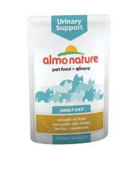 Almo Nature mačja hrana Functional WET Urinary Support - piscanec 12 x 70 g