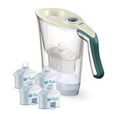Laica J9064A1 TOSCA SET + 4 filtre kanvica na vodu pre filtráciu vody