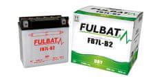 Fulbat baterie 12V, YB7L-B2, 8Ah, 85A, konvenční 135x75x133 FULBAT (vč. balení elektrolytu)