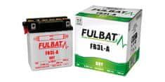 Fulbat baterie 12V, YB3L-A, 3,2Ah, 25A, konvenční 98x56x110 FULBAT (vč. balení elektrolytu)