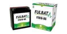 Fulbat baterie 12V, YTX16-BS, 14Ah, 230A, bezúdržbová MF AGM 150x87x161 FULBAT (vč. balení elektrolytu)