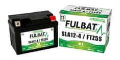 Fulbat baterie 12V, YTZ5S, 4Ah, 70A, bezúdržbová MF AGM 113x70x85, FULBAT (aktivovaná ve výrobě)