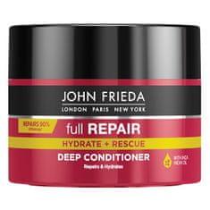 John Frieda Regenerirajoči in hidratantni balzam Full Repair Hydrate + Rescue (Deep Conditioner) 250 ml