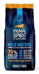 Primal Spirit Dog 70% Wild Waters, 12 kg